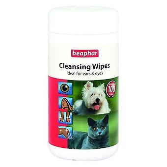 Toalhetes de limpeza Beaphar PET