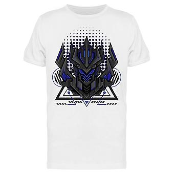 Project Blue Mecha Tee Men's -Kuva Shutterstock