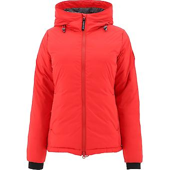 Canada Goose Cg5078l3111 Women's Red Nylon Outerwear Jacket