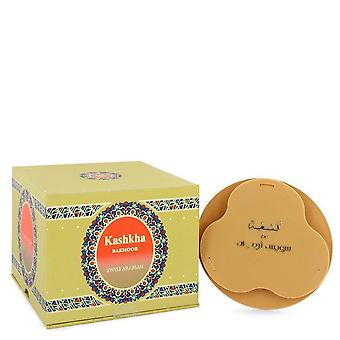 Swiss Arabian Kashkha 18 Tablets Incense Bakhoor (Unisex) By Swiss Arabian 18 tablets 18 Tablets Incense Bakhoor