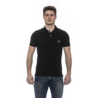 Karl Lagerfeld Nero Black T-Shirt KA992684-S