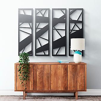 Metal Wall Art - Lines