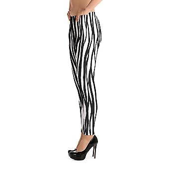Fashion Leggings | Fancy | Zebra Print