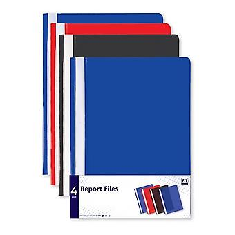 Anker Report Files (Pack Of 4)