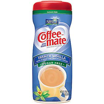 Nestle Coffee Mate Sugar Free French Vanilla Coffee Creamer