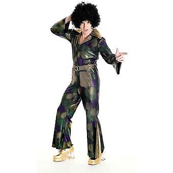 Disco Man Adult kostym