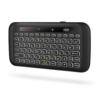 H20 Mini Wireless Keyboard/Touchpad/remote Control