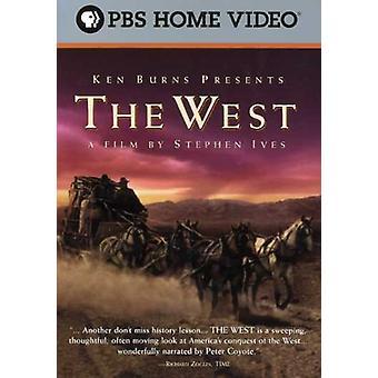 Importazione di West USA [DVD]