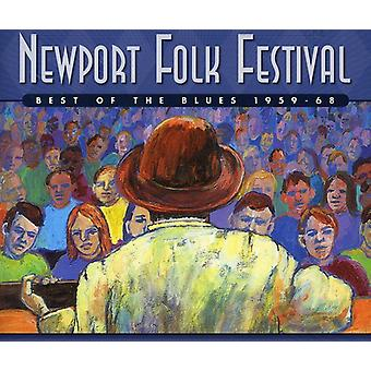 Festival Folk de Newport - Best of Blues [CD] USA import