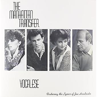 Manhattan Transfer - Vocalese [Vinyl] USA import