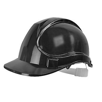 Scan Safety Helmet Black SCAPPESHBK