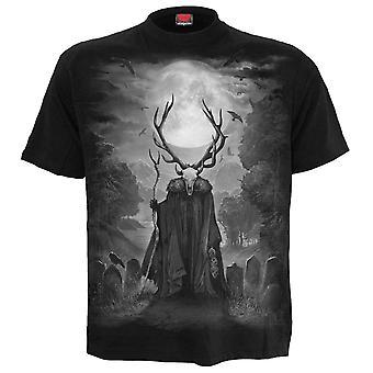 Spiral - horned spirit - t-shirt
