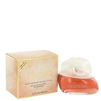 DELICIOUS by Gale Hayman Eau De Toilette Spray (New Packaging) 3.4 oz / 100 ml (Women)