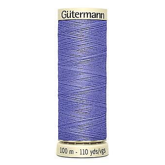 Gutermann Sew-all 100% Polyester Thread 100m Hand and Machine Colour Code  - 631