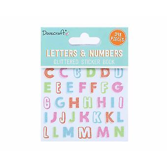 Dovecraft Alphabet Sticker Book