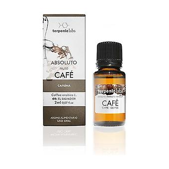 Coffee Essential Oil Food Absolute 2 ml of essential oil