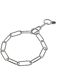 שרשרת הפלדה ferribiella לחנוק (כלבים, קולרים, הפניות ורתמות, קולרים)