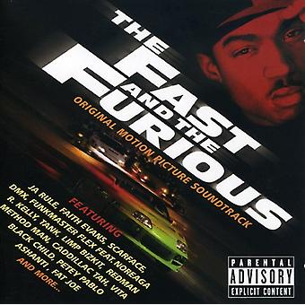 Various Artists - Fast & Furious [CD] USA import