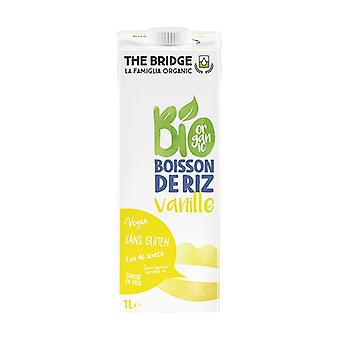 Rice and vanilla drink 1 L