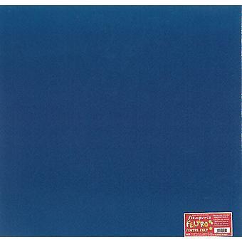شعر ورقة زرقاء (FLSP012)