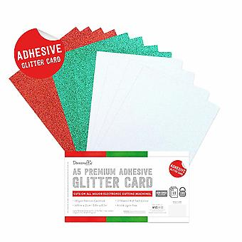 Dovecraft Lim Glitter Ark A5 Festlig