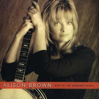 Alison Brown - Best of l'importation USA années Vanguard [CD]