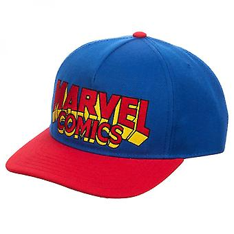 Marvel Comic Konventioner Slouch justerbar Snapback Hat