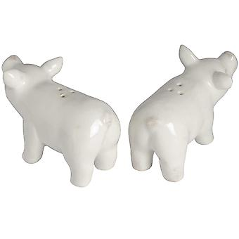 Hill Interiors Pig Salt And Pepper Pots
