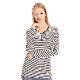 Rösch be happy! 1202121-16408 Women's Peach Ringlet Pyjama Top