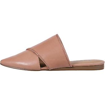 Lucky Brand Womens Bidimin2 Suede Pointed Toe Mules