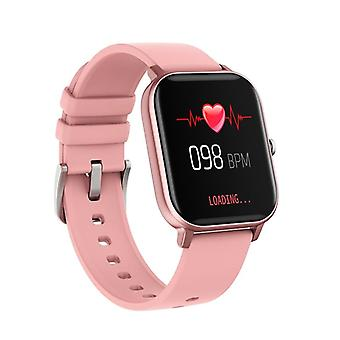 P8 Muži / ženy Vodotesný Fitness Tracker Sport Heart Rate Monitor Full Touch Smartwatch