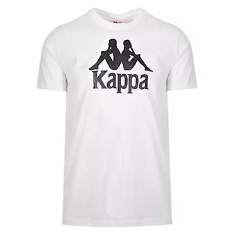Kappa Tahiti Authentiek T-Shirt - Wit