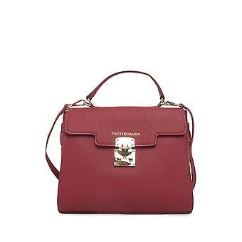 Trussardi -BRANDS - Bags - Handbags - 76BTBLDS03_RED - Ladies - crimson