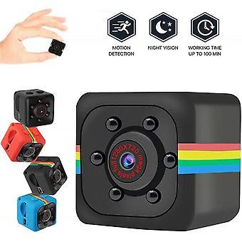 Mini kamera 1080p högre diplom Full Night Vision Videokamera Cmos Sport- Digital Motion Dvr Micro Dv Video liten kamera