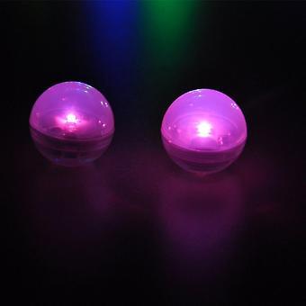 Ip68 Vedenpitävä led kelluva pallo vedenalainen maljakko valo