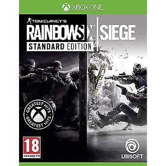 Tom Clancy's Rainbow Six Siege Xbox One Game (Greatest Hits)