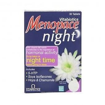 Vitabiotics - Menopace Night 30 VTabs