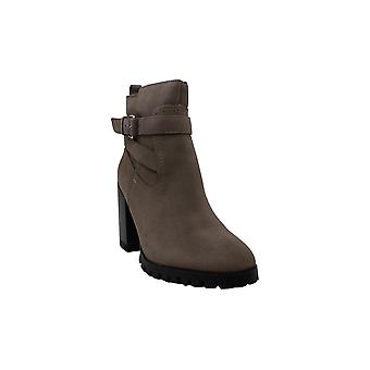 Steven by Steve Madden Women's Shoes Isra Suede Closed Toe Ankle Fashion Boots