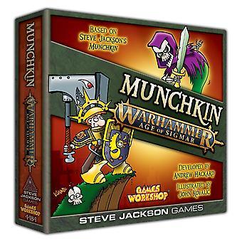 Munchkin Warhammer Tijdperk van Sigmar