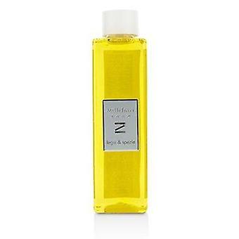 Zona Fragrance Diffuser Refill - Legni E Spezie 250ml of 8.45oz