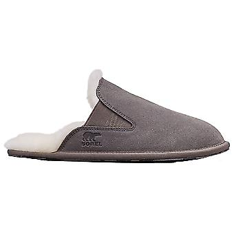 Sorel Hadley Slipper - Quarry