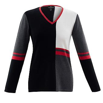MARBLE Marble Red Sweater 5909
