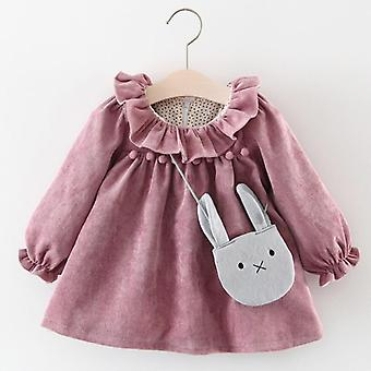 Newborn Baby Autumn Princess Dresses