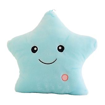 Stuffed & Plush,soft,electronic Luminous Star Pillow (35*40cm)