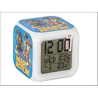 Paroh Paw Patrol Digital Alarm Clock PW15-DALC2