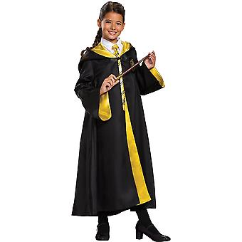Hufflepuff Robe Prestige Lapsi - Harry Potter