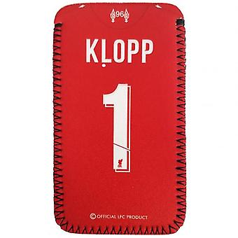 Liverpool Phone Sleeve Klopp