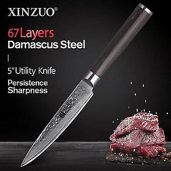Kitchen Knives Set Stainless Steel Sharp