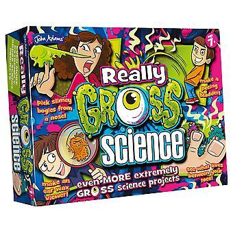 John Adams Really Gross Science