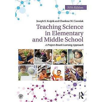 تدريس العلوم في المدارس الابتدائية والمتوسطة - ليا القائم على المشروع